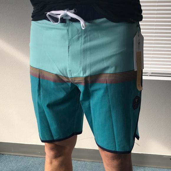 aa1c6946ff VISSLA Shorts | Dredges Aqua | Poshmark